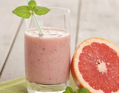 Grapefruit–Smoothie